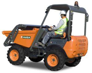 Dumper marca Ausa modelo D201 RHS