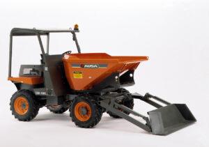 Dumper marca Ausa modelo D250 RHGS