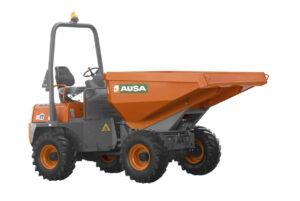 Dumper marca Ausa modelo D350-400 AHG