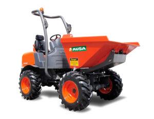 Dumper marca Ausa modelo D85 AHA
