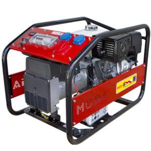 Generador monofásico - trifásico marca Mosa modelo GE9000