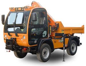 Vehículo multiservicio Ausa M350H