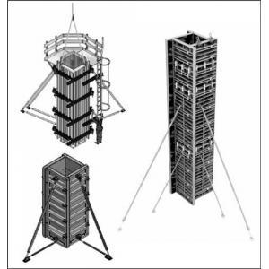 Encofrado de pilares