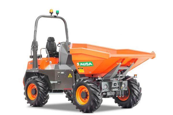 Dumper marca AUSA modelo D601 AHG
