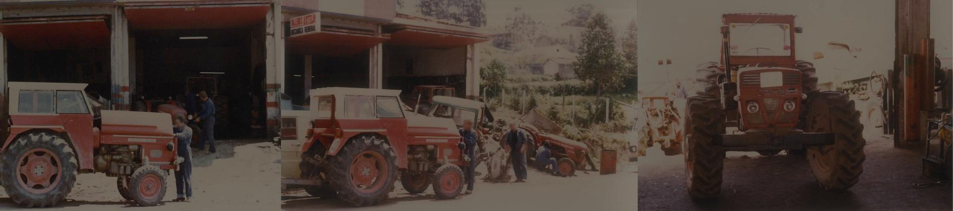 Talleres Arteixo en 1978